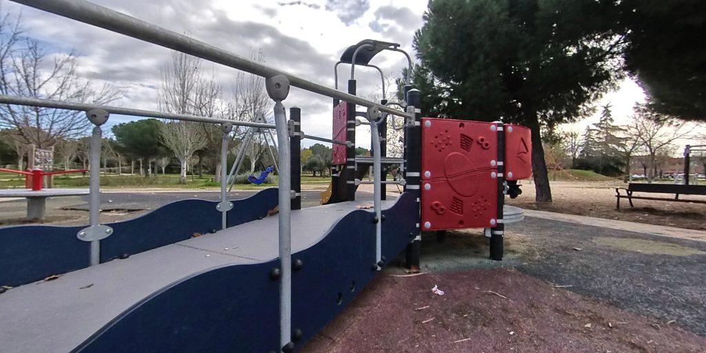 Parque Ciudad de los Niños Getafe