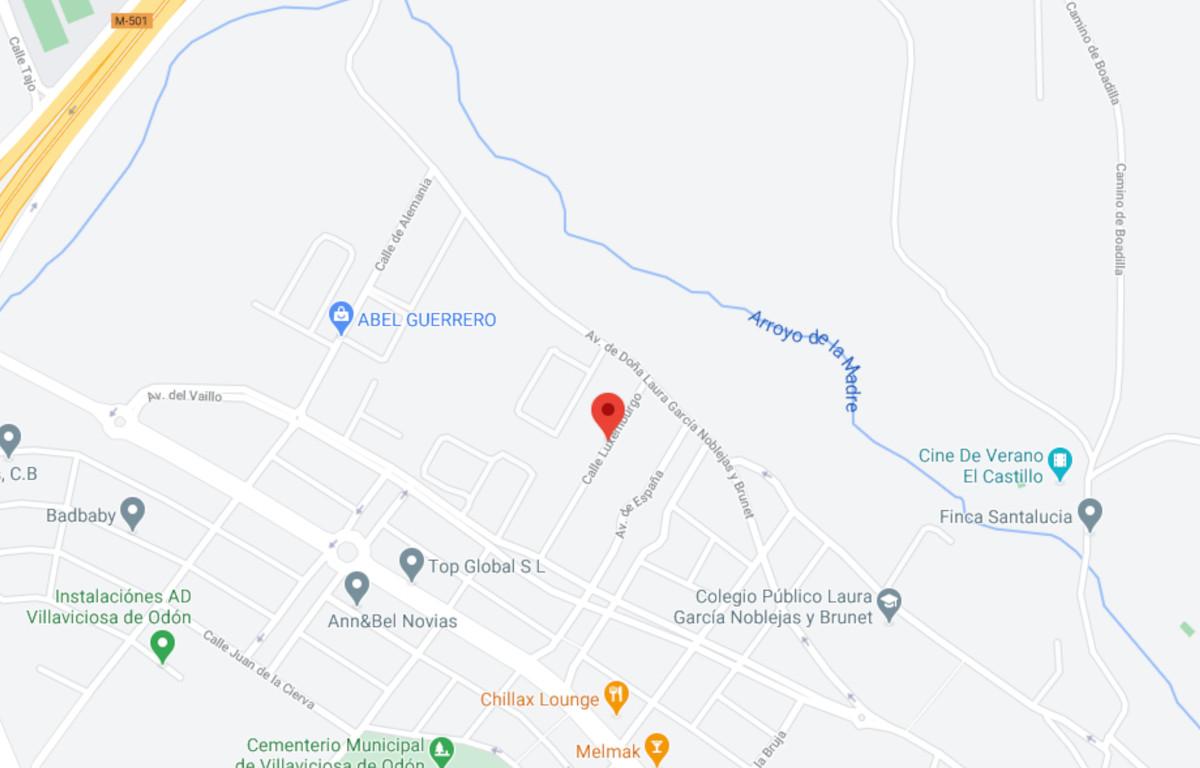 Como llegar a Parque Emma Gorostegui