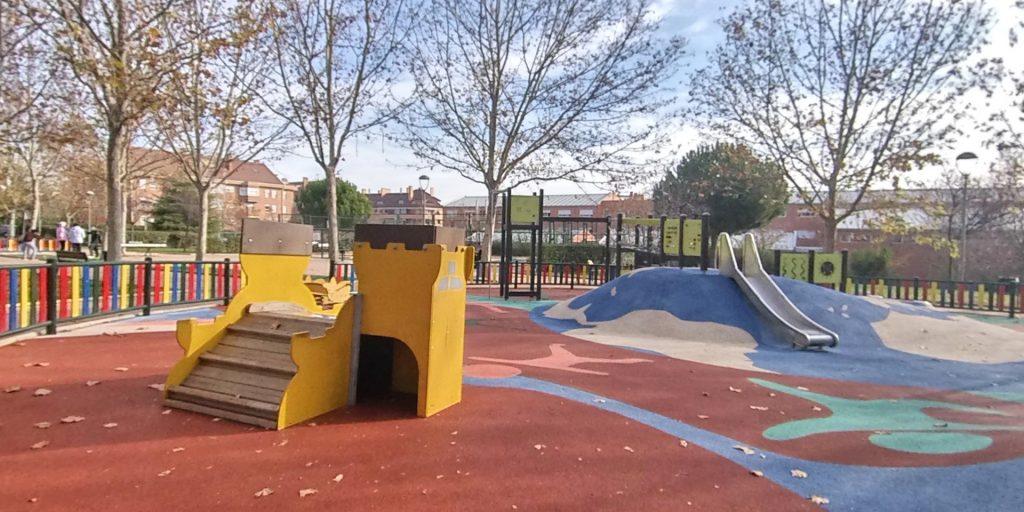 Ignacio Echeverria Skatepark Bohadilla del Monte