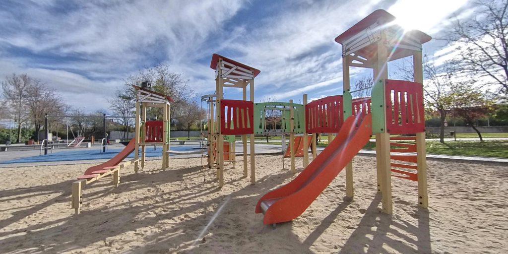 Parque Gabriel Martín Pinto