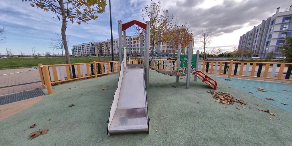 Parque Infantil DON QUIJOTE Getafe