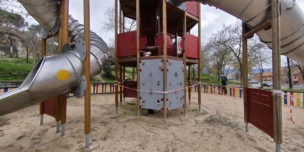 Parque Infantil El Raso Collado Villalba