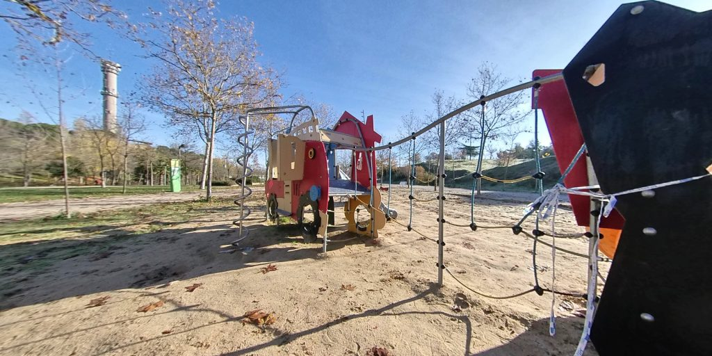 Parque Infantil Oficios Tres cantos