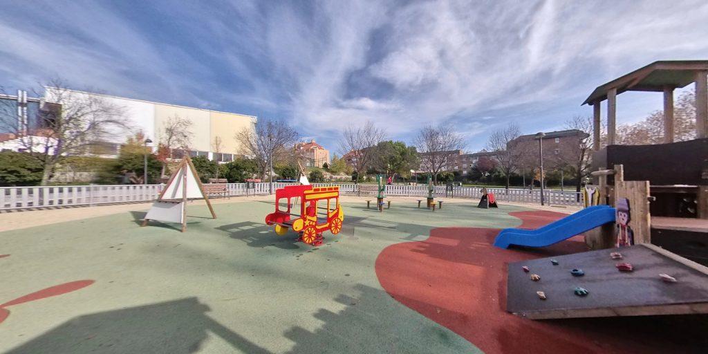 Parque Infantil Tomas Breton Bohadilla del Monte