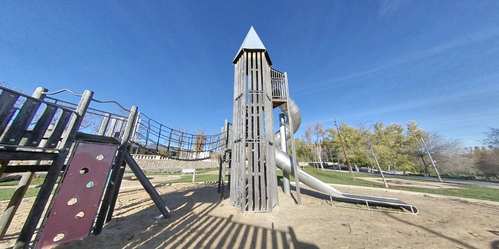 Parque Infantil del Castillo Tres Cantos