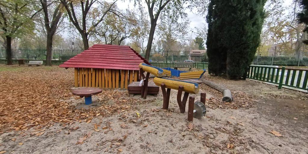 Parque Isla Del Colegio Alcalá de Henare