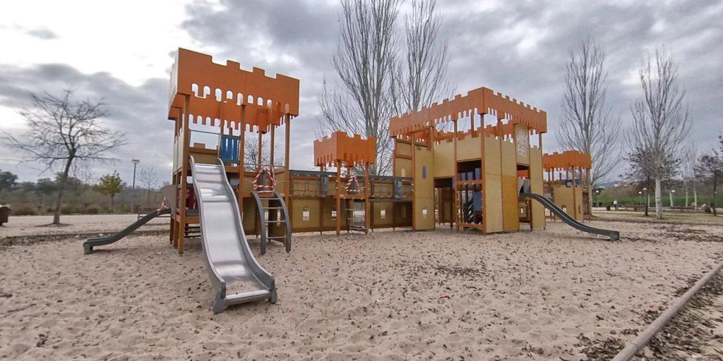 Parque Isla Del Colegio Alcalá de Henares