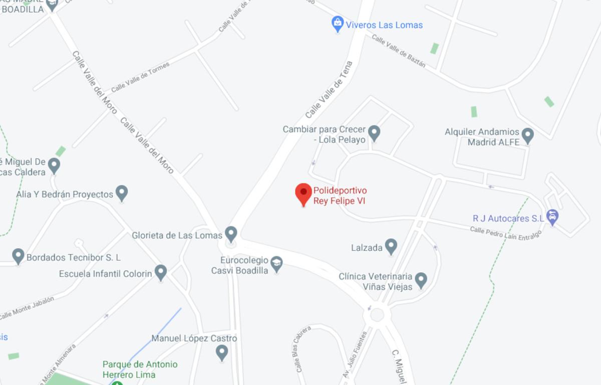 Como llegar a Parque Miguel Ángel Cantero Oliva