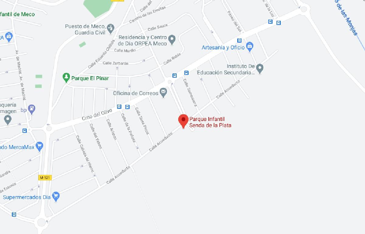 Como llegar a Parque Senda de la Plata