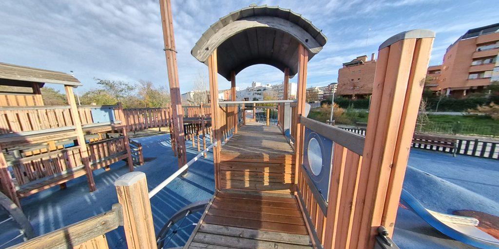 Parque temático Barco de Aventuras Alcobendas