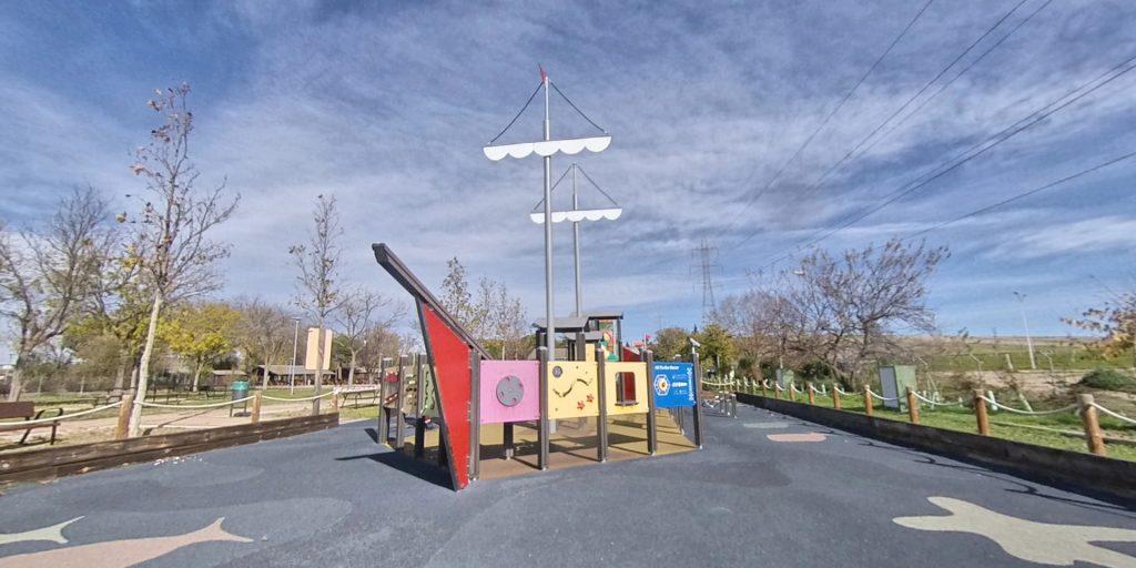 Parque de La Pollina Fuenlabrada