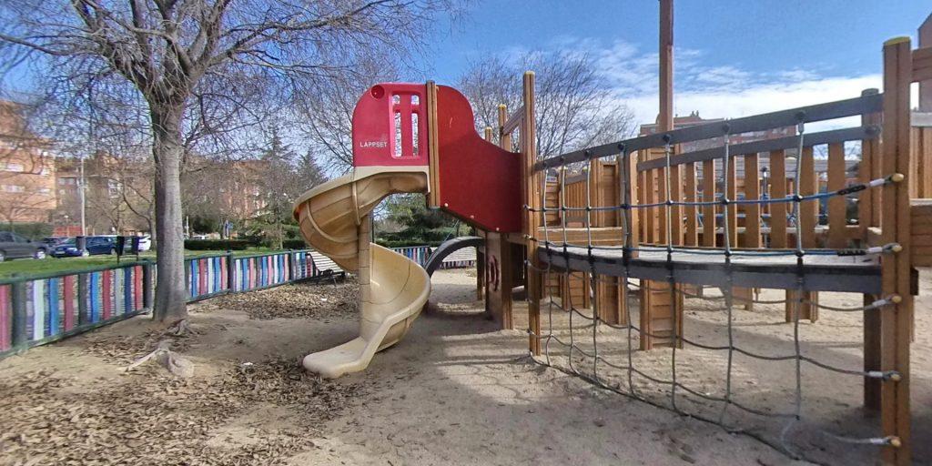 Parque del Barco Madrid