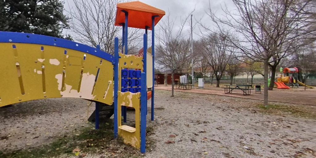Parque el peralejo Alpedrete