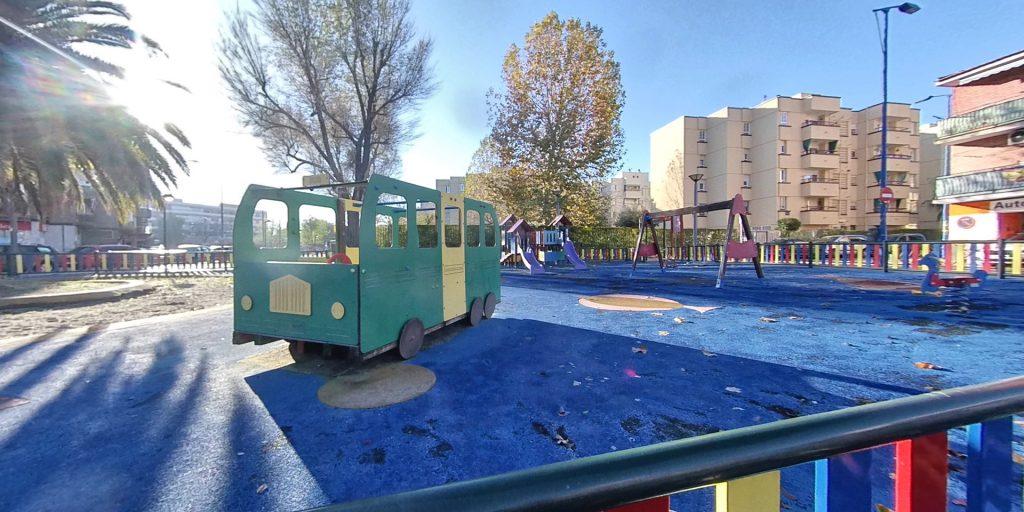 Parque de la Palmera Leganés