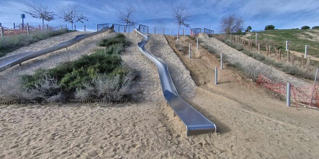 Parque Valdebebas Madrid