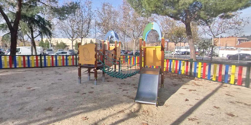 Parque Antonio Machado Villaviciosa de Odón