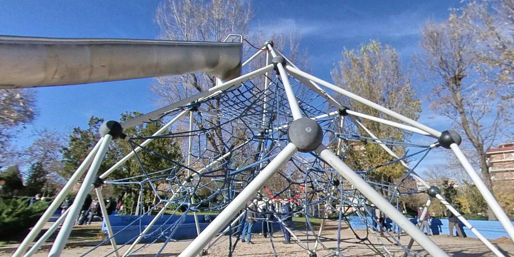 Parque Aviocar Getafe