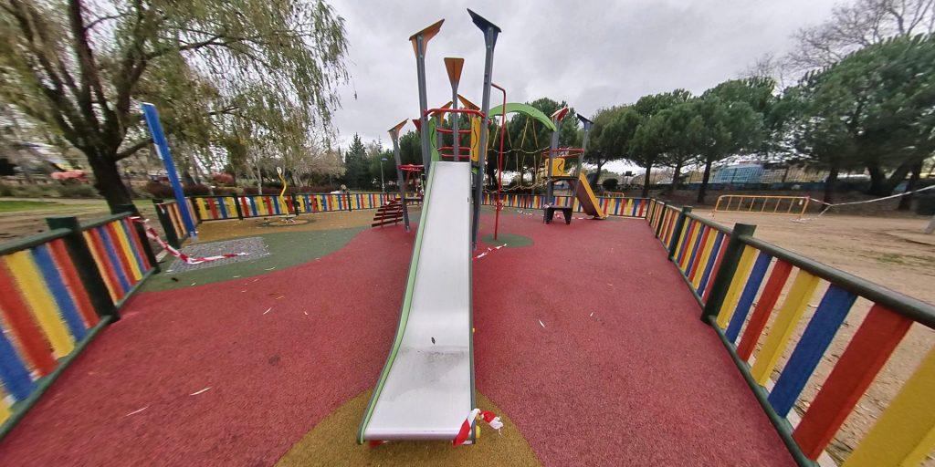 Parque de las eras Collado Villalba