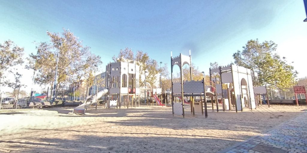 Parque El Castillo Leganés