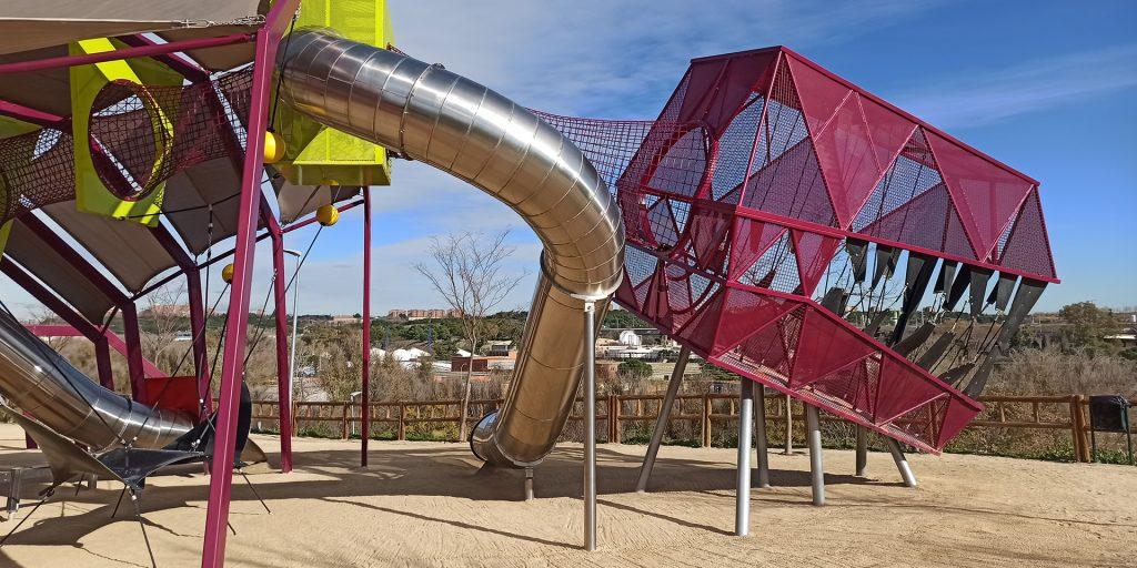 Parque del dinosaurio Madrid