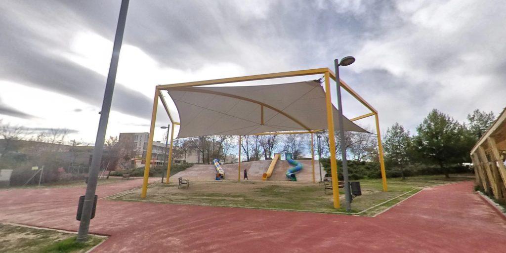 Parque Gran Tobogán Rivas Vaciamadrid