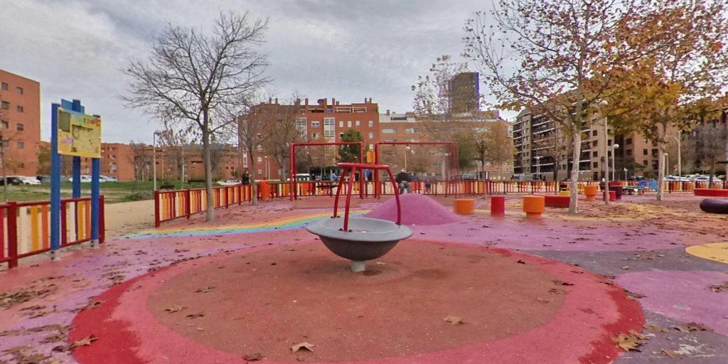 Parque Game Iris Madrid