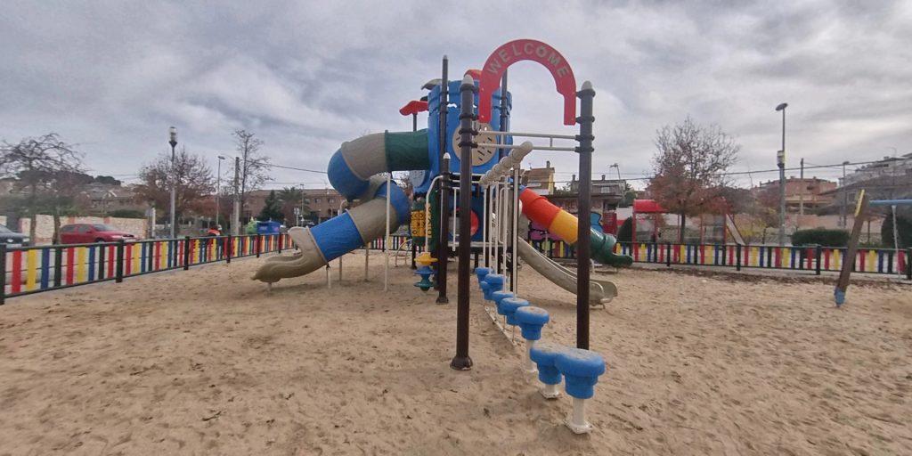 Parque Infantil Arganda del Rey
