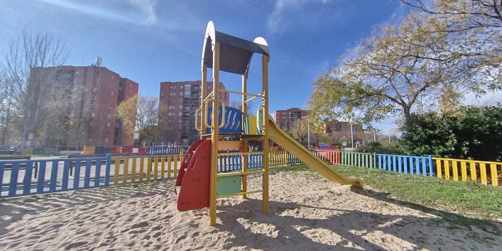 Parque Lineal Rivas
