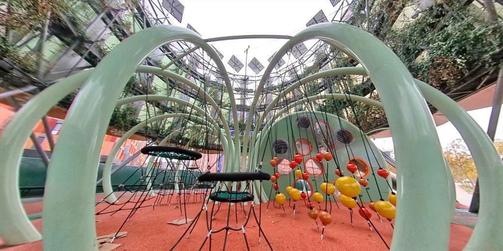 Parque Nautilus Madrid