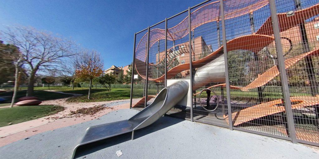Parque temático Hormiguero Atómico Alcobendas