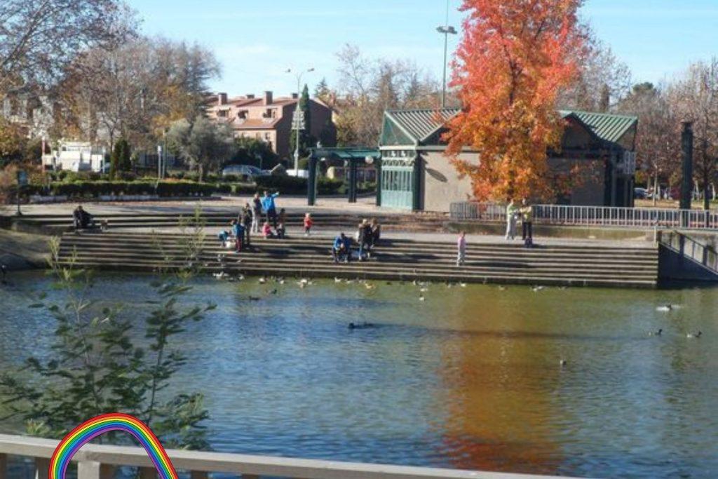 Parques Infantiles en Las Rozas